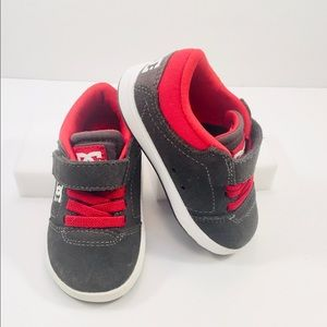 DC Toddler Suede Sneakers